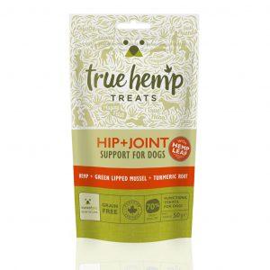 True Hemp Hondenkoekjes Heup+Gewricht